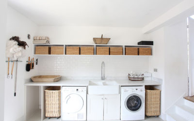 RENOVATE YOUR LAUNDRY ROOM